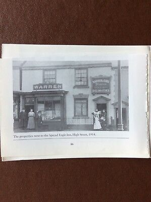 Good Condition This Item Has Been Taken From An Old Book In 2020 Brierley Hill Old Town Pictures