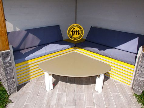 table basse convertible, table de jardin convertible, table ...