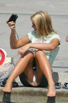 Frauen Upskirt Bilder