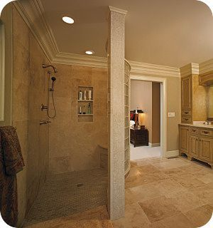 Bathroom Remodels Walk In Shower