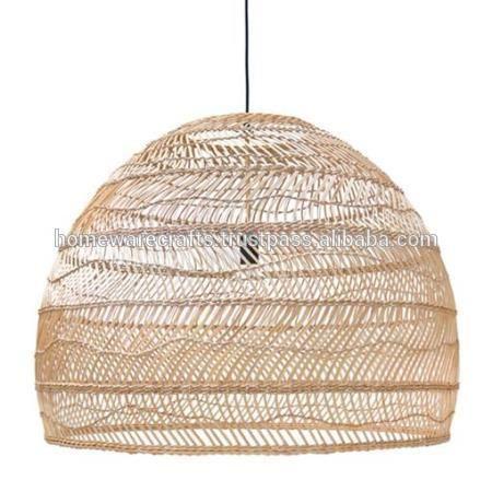 Whole Rattan Table Lamp Shade