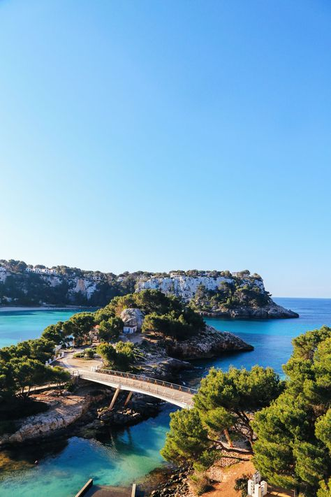 The Beautiful Spanish Town Of Ciutadella And The Secret Coves Of Menorca, Spain…