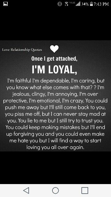 I know that's what you would tell me now I'm telling you I am very sorry for the way I acted like I was a bit confused about you and your my best friend and I love you too babe