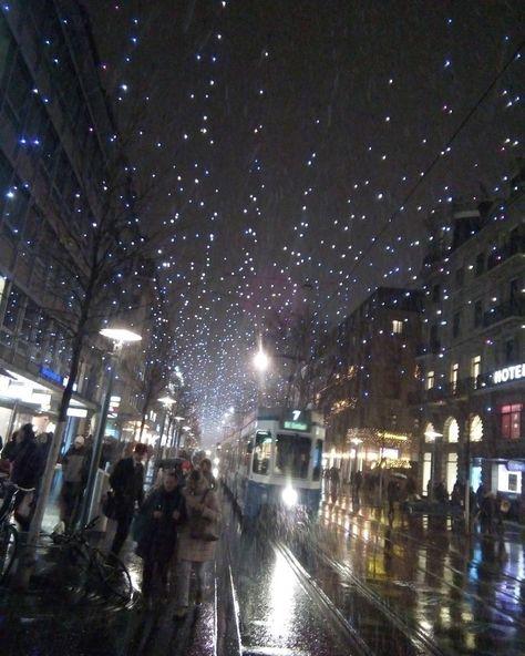 zurich Last evening in Zurich #zurich...