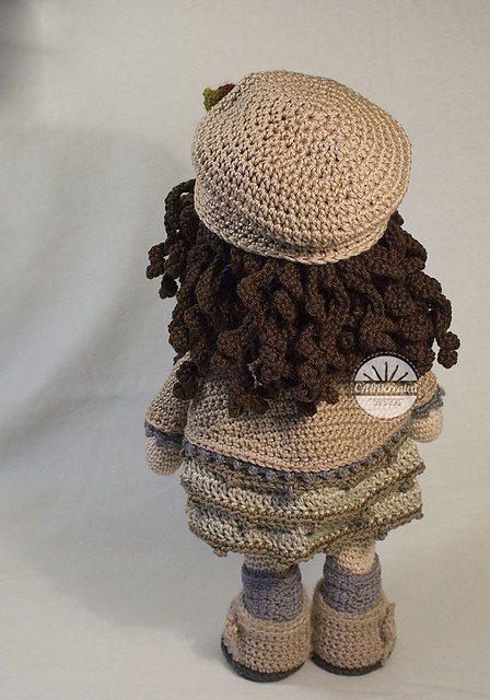 Novos mini-bonecas de crochê amigurumi. - TricotPlus | 640x448