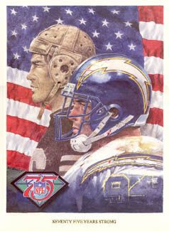 San Diego Chargers Americas Game