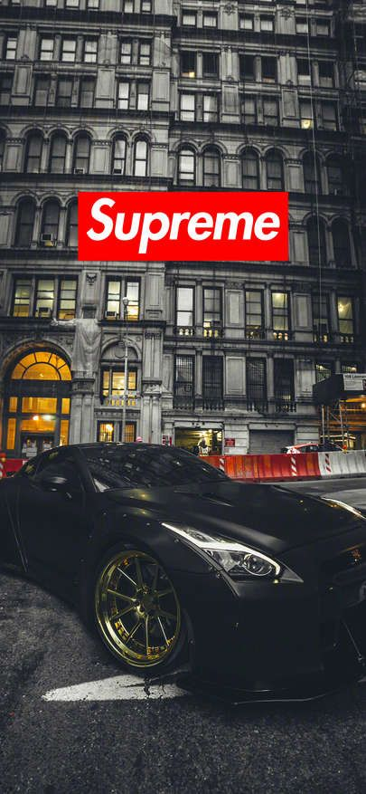 Download Wallpaper Iphone Xs Xr Xs Max Supreme Wallpaper Sports Car 1125 2436 Free Wallpaper Car Wallpapers Supreme Wallpaper Supreme Iphone Wallpaper