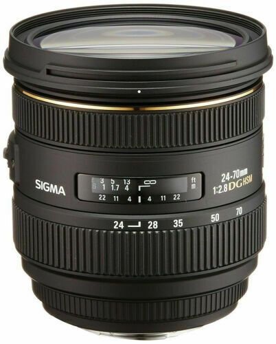 Sigma 24 70 Mm 28 If Ex Dg Hsm Objektiv Sony A Mount Demo Modell Fachhandler Category Stuff To Buy Sigma