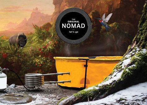 Nomad Travelling Soaking Tub Roxy Burnside Lovejoy In 2020 With