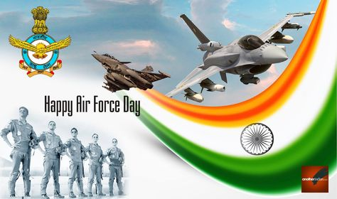 Celebrating Indian Air Force Day With Some Mind Blowing Facts About The Indian Air Force Air Force Day Indian Air Force Air Force