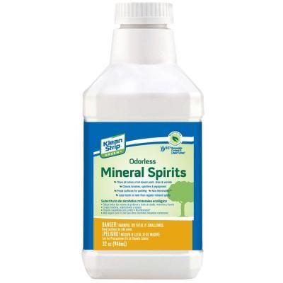 Klean Strip 1 Qt Liquid Sandpaper Cleaner Deglosser Qwn285 Minerals Home Depot Pest Control