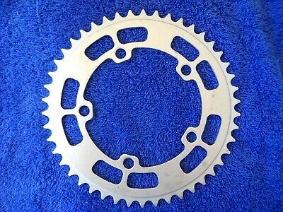 38T Origin8 Alloy Ramped Chainrings Chainrings 110Mm 5-Bolt Ramped//Pinned