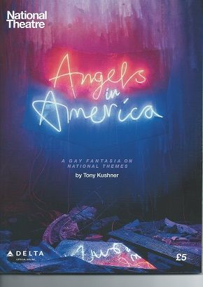 P8867 Art A Gay Fantasia On National Themes Angels in America Play Poster Hot 36