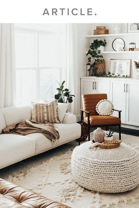Great living room style is easy.