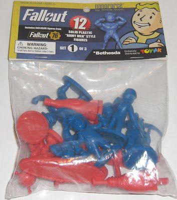 Fallout 76 Army Men Fallout Army Men Men