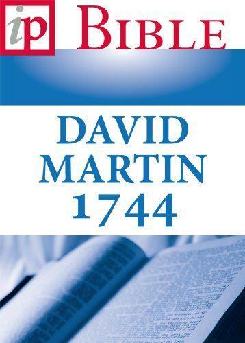 Telecharger La Sainte Bible Traduction David Martin Pdf Par Importantia Publishing Telecharger Votre Fichier Ebook Maintenant