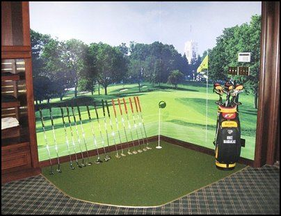 Charmant Golf Theme Bedroom Decor And Golf Theme Bedroom Decorating Ideas