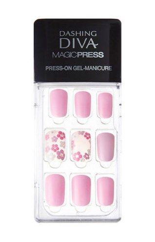 Dashing Diva Magic Press Beyond The Pale Press On Gel Nails Gel Nails Gel Manicure Manicure