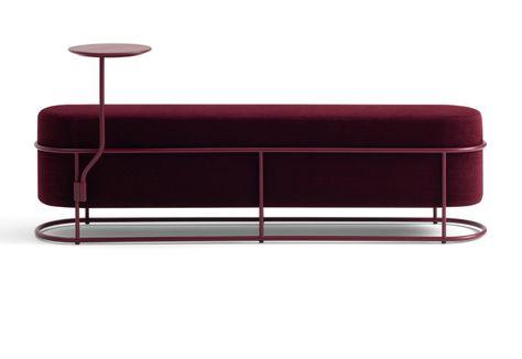 Design Bank Cor.Drop Bank Designer Loungemobel Von Cor Umfangreiche Infos Zum