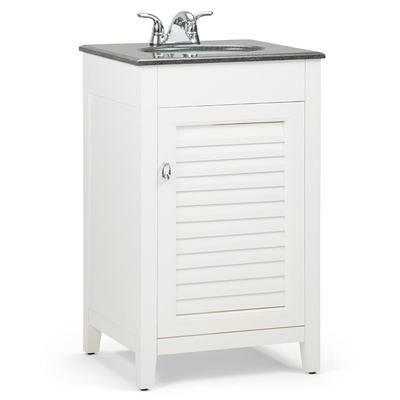 20 Inch Adele Off White Bath Vanity Granite Vanity Tops