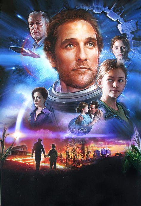 Interstellar  by Steven Chorney