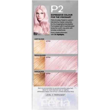 Beauty Loreal Paris Hair Color Short Grey Hair