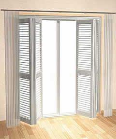 室内タイプのエコ雨戸 窓 雨戸 家 づくり