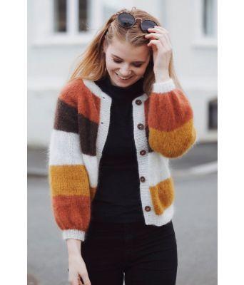 Sorbet fra Mille Fryd knitwear