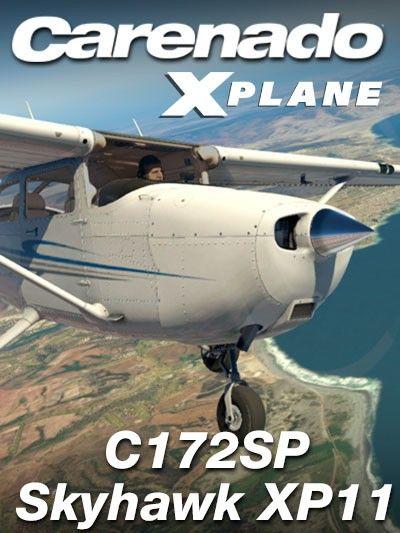 CARENADO : C172SP Skyhawk XP11 Special FeaturesVersion 1 1Only for X