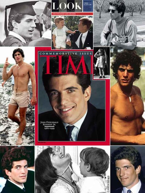 John F Kennedy Jr Photocave Private Collection by John