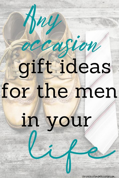 Gift guide for the Men in your life-Ideas for every occasion |
