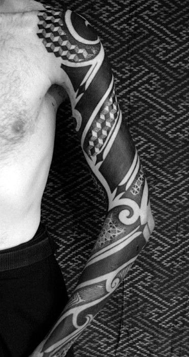 Top 63 Blackwork Tattoo Ideas 2020 Inspiration Guide Band Tattoo Designs Tattoo Designs Men Blackwork Tattoo
