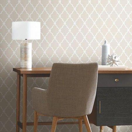 Modern Trellis Peel And Stick Wallpaper Modern Trellis Roommate Decor Peel And Stick Wallpaper
