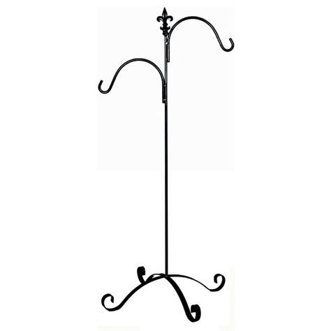 Wrought Iron Shepherds Hooks With Stnds Google Search Home