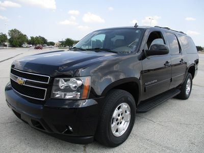 2010 Chevrolet Suburban 4wd 4dr 1500 Lt Black Suv 4 Doors 15999 To View More Details Go To Https Www Ecarspro Chevrolet Suburban Chevrolet Chevy