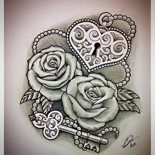 Heart And Key Tattoos Designs Google Search Armtattoosdesigns Key Tattoos Tattoos For Women Trendy Tattoos