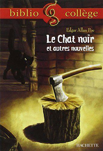 Telecharger Le Chat Noir Et Autres Nouvelles Francais Pdf Chat Noir Telechargement Listes De Lecture