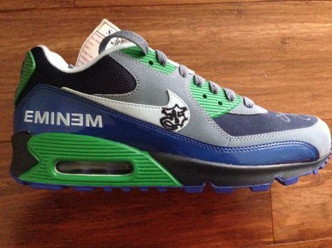 Eminem x Nike Air Max 90 Promo on eBay