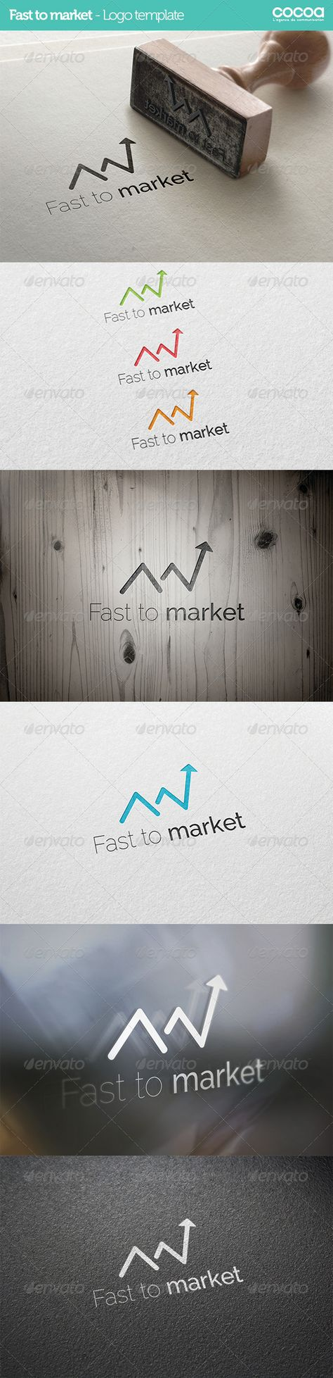 Fast To Market - Logo Template