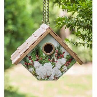 Fledgling Series Little Wren House 6 5 In X 8 In X 6 Inbirdhouse In 2021 Bird Houses Wren House Beautiful Birdhouses