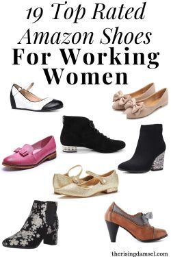 Comfortable Office Shoes For The Stylish Woman The Rising Damsel Comfortable Work Shoes Office Shoes Women Office Shoes