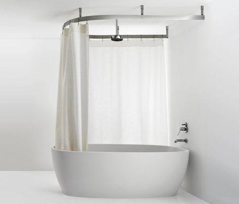 Risultati immagini per tende doccia design | Santo Stefano ...