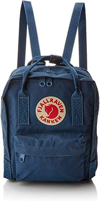 buy good catch closer at Amazon.com: Fjallraven - Kanken-Mini Classic Pack, Heritage ...