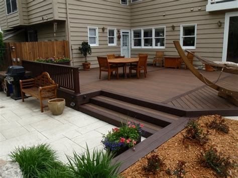Wood Or Composite Outdoor Decking Or Another Thing Like Any Kind Of Major House Purchase Decking Materials Outdoor Composite Decking Composite Decking Deck