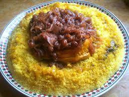 تفسير حلم الكسكس تاويل ابن سيرين في رؤيته في المنام Food Foodie Inspiration Couscous