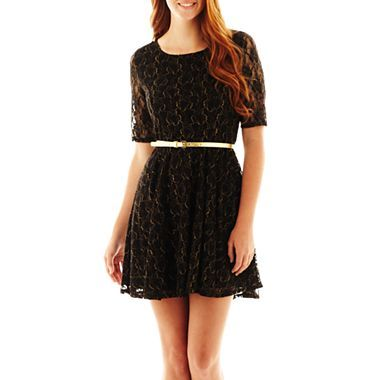 Jcpenney Long Black Dresses Fashion Dresses