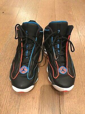 Nike Air Jordan Pro Strong Black/Orange