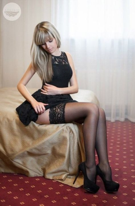 Pin Na Doske Sexy Girls In Stockings Amateur Photos For Datings