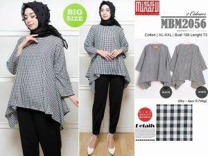 Fashion Grosir Baju Murah  grosir baju langsung pabrik MBM2056 ... 046165bae4