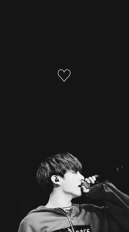 Jungkook My Love Bts Wallpaper Bts Jungkook Black Wallpaper